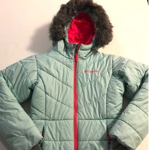 Girls Columbia Coat